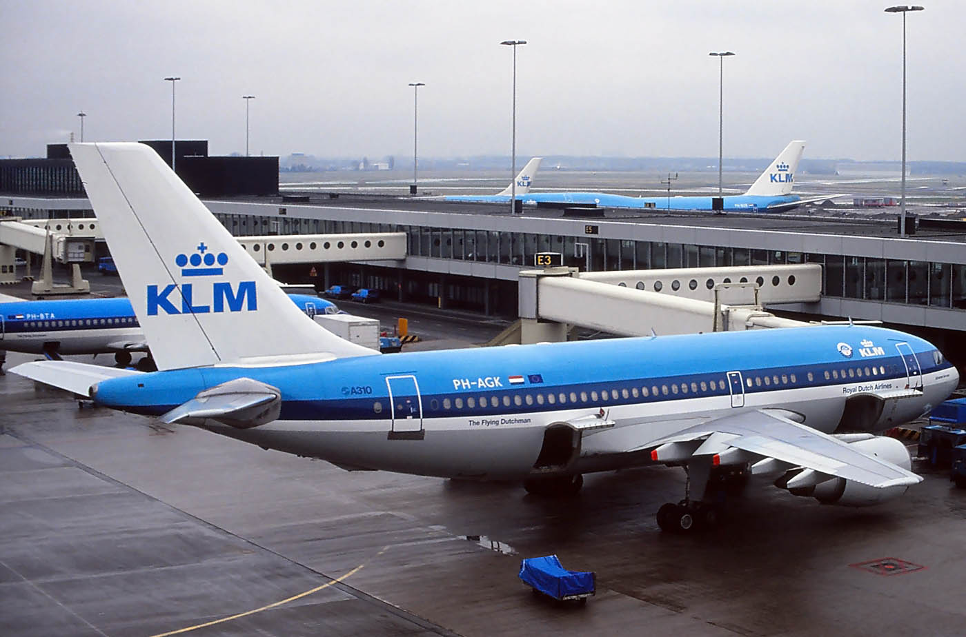 Coupons klm