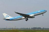 Code Share TCA-KLM