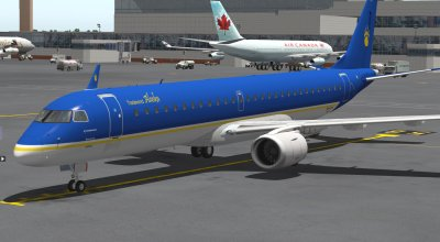 Tradewind X-Plane Repaints